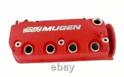 MUGEN Racing Rocker Engine Valve Cover For Honda Civic D16Y8 D16Y7 VTEC SOHC