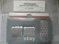 MUGEN Sports Pedal Set HONDA CIVIC EK4 EK9 INTEGRA DC2 DC5 NSX NA1 NA2 OEM Parts