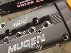 MUGEN Style GUNMETAL Engine Valve Cover For B16 B18 Acura Integra GSR DOHC VTEC