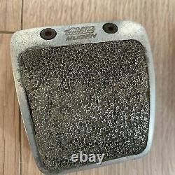 MUGEN original MT pedals for Honda Civic Accord Prelude CRX