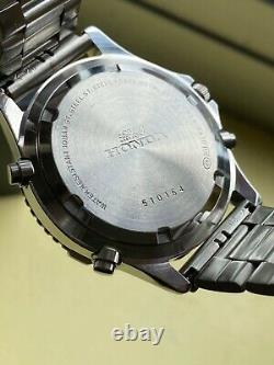 Mugen Honda Chronograph Watch Rare Apparel Civic Spoon EG6 EK9 NSX DC2 TYPE R EF