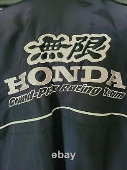 Mugen Honda Jacket Rare Vintage JDM Civic S2000 NSX vtec