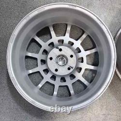 Mugen M12 7X17 5x114.3 Wheels pair, Honda Accord, Civic, Integra