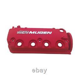 Mugen Styl Rocker Racing Engine Valve Cover for Honda Civic D16 VTEC D16Y8 D16Z6