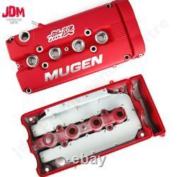 Mugen Style Valve Rocker Engine Cover For Honda B16 B17 B18 B20 Civic Integra