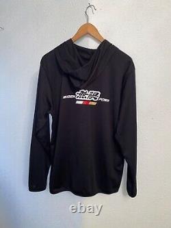 Mugen Zip Sweater Hoodie 90s Rare Honda Civic Jacket Spoon K20 Integra Type R
