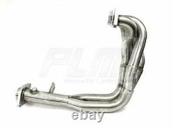 PLM TA (Toda) Exhaust Header FOR Integra / Civic Si DOHC B18B B18C B16A B20B GSR