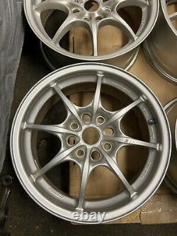 Rare Genuine Jdm 16 Honda Mugen Mf8 Wheels Rims Accord CIVIC Acura Integra