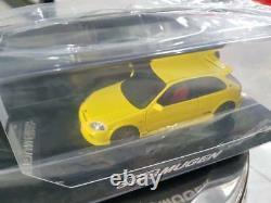 Rare! Genuine MUGEN Type Aero 1/43 Honda Civic EK9 YELLOW Onemodel JP Licensed