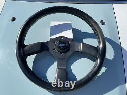 Rare Jdm Honda MUGEN 360mm steering Wheels Ek9 Eg6 Dc2 Crx Civic Integra