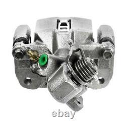 Rear Brake Caliper Pair for 2006-2014 Honda Civic 2006-2011 CSX 2013 2014 ILX