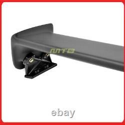Rear Trunk Wing Spoiler Lip 96-00 For Honda Civic 4D 4D Mug Style ABS Plastic
