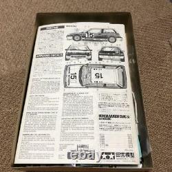 Tamiya HONDA MUGEN CIVIC Si Gr. A RACING 1/24 Model Kit Vintage #11965